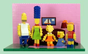 madoruk_TheSimpsonsFamily_Lego
